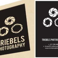 Logo for Christchurch photographer Bevan Triebels