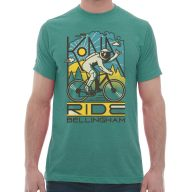 T-shirt design for Kona product launch